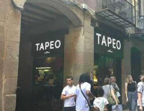 Tapeo-Born. Bé dins les possibilitats del Born :)
