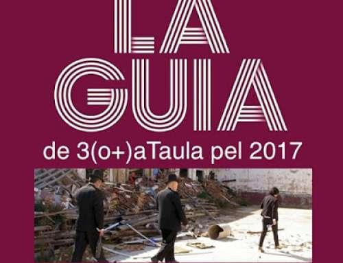 innocentada 2016: Nous projectes pel 2017