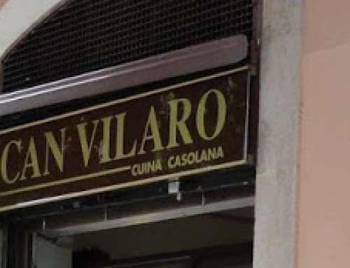 Can Vilaró. Imprescindible en tots els sentits
