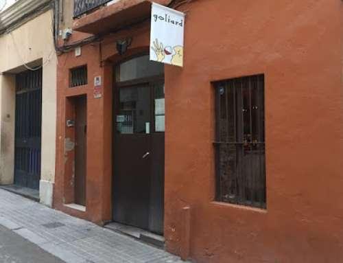 Goliard restaurant. Un clàssic a Gràcia