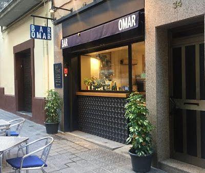 Bar-Omar entrada