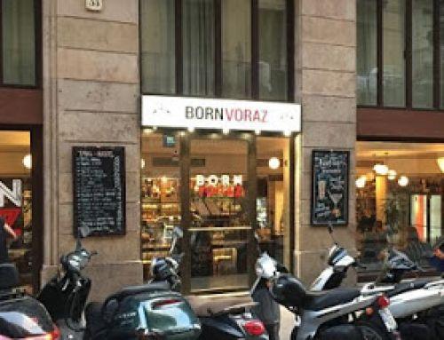 Born Voraz. Recomanable en zona Born