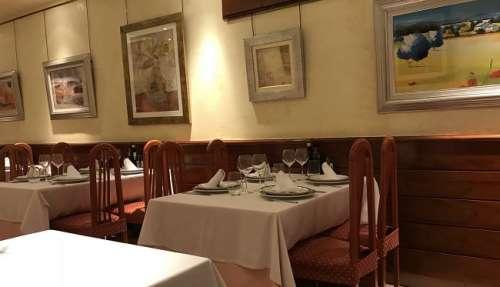 La Lubina Restaurant-interior