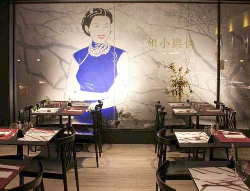 Out of China. Un restaurant xinés a tenir en compte