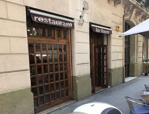 La Llave Restaurant. Una molt bona troballa de cuina tradicional