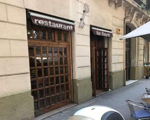 La Llave Restaurant-entrada