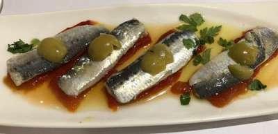 La Llave Restaurant-sardines