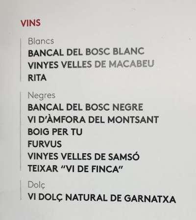 Celler Vinyes Domènech-vins