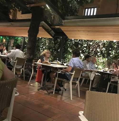 Vivanda Restaurant terrassa