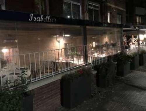 Isabella's Restaurant. Un bon italià estil vintage
