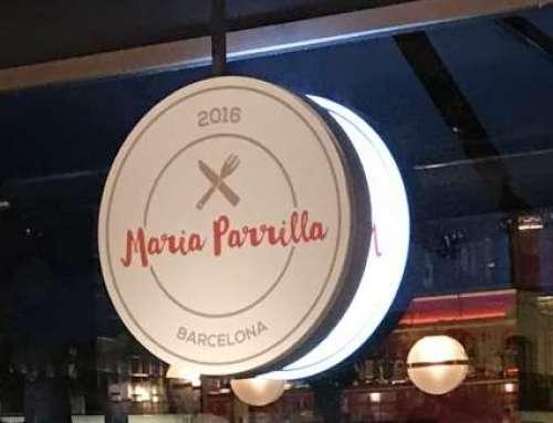 Maria Parrilla . Brasa upperDiagonal