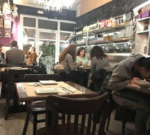 Bangkok cafè sala
