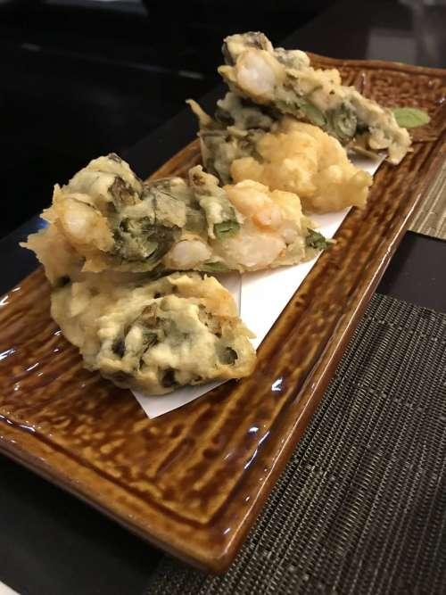 La cuina de l'Uribou tempura