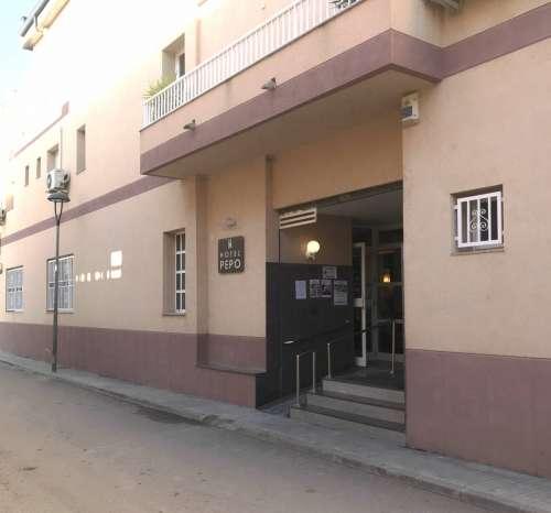 Restaurant Pepo exterior