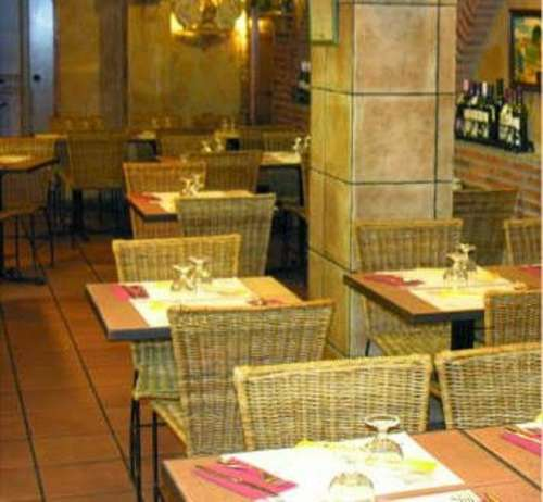 El Com Restaurant sala