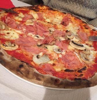 Pizzeria da Genaro pizza