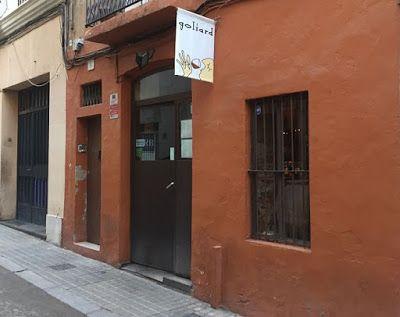 Goliard restaurant entrada