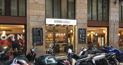 Born Voraz entrada