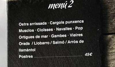 Marisqueria Nova Devimar-menu45