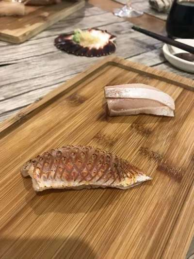 Ekubo Restaurant-niguri-moll