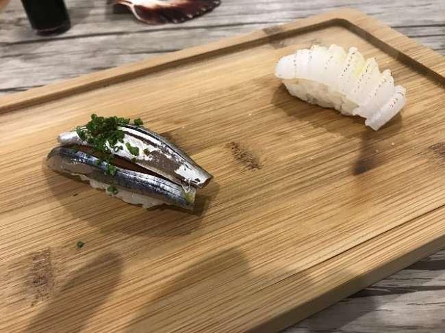 Ekubo Restaurant-niguiris