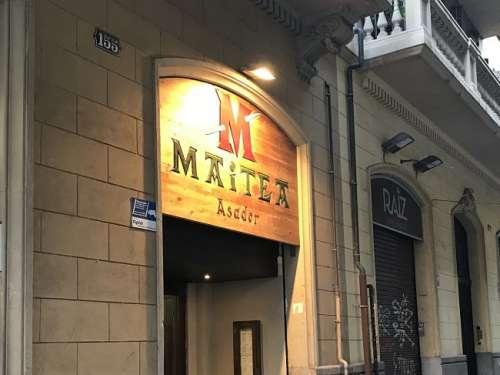 Maitea Taverna-entrada