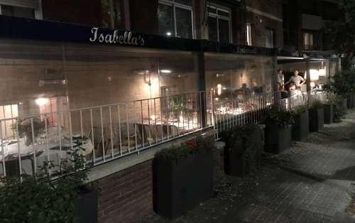 Isabella's Restaurant exterior