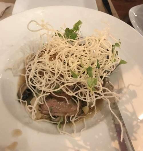 Bangkok cafè wok anec