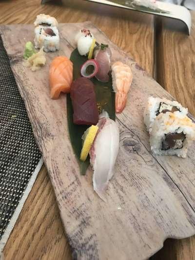 Sun Taka sushi