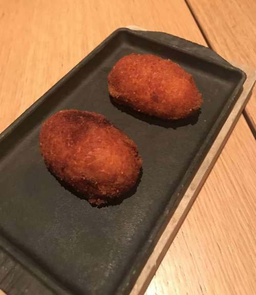 A Restaurant croquetes