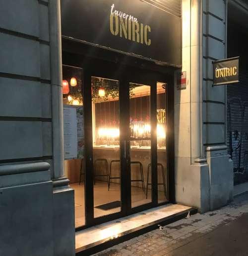 Taverna Oniric entrada