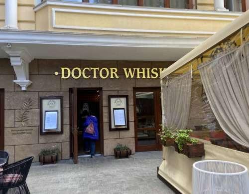 Crimea Doctor Whisky