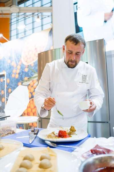 Crimea Dr Whiski chef