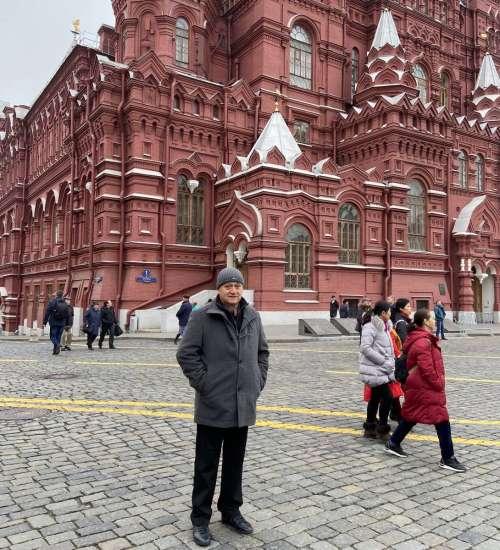 Restaurants Moscou plaça roja